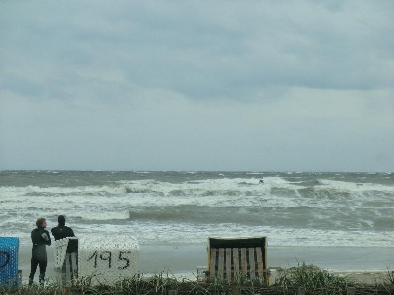 Wellenreiten in der Ostsee 2