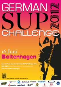 German SUP Challenge 2012 in Boltenhagen