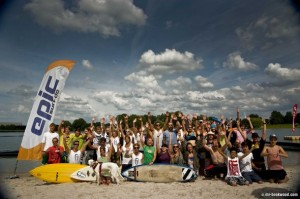 Deutsche Surfboard & SUP Paddelrace Meisterschaft 2012