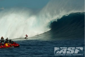 Volcom Fiji Pro Round 2 beendet at Cloudbreak