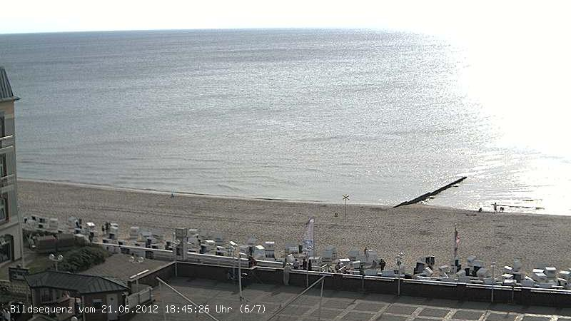 Sylt Webcam