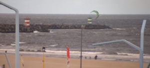Surf-Webcam - Schevening - Holland - Niederlande