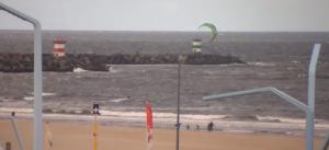 Surf-Webcam - Schevening - Holland - Niederlande