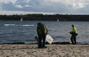 Beach Cleanup Falckensteiner Strand Kiel