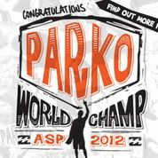 Parko World Champ 2012