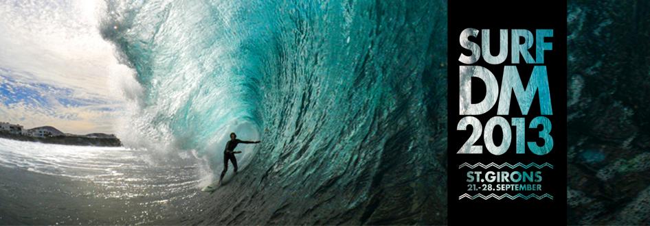 Surf DM 2013 Banner